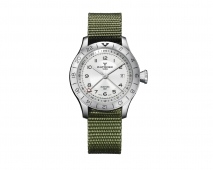 CATOREX GMT Voyager Silver