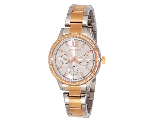 JET SET Watches Swag Bicolor Damenarmbanduhr